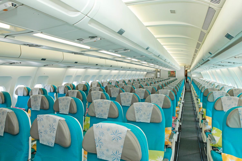 Que faire tahiti itin raire sur 15 jours conseils for Interieur avion