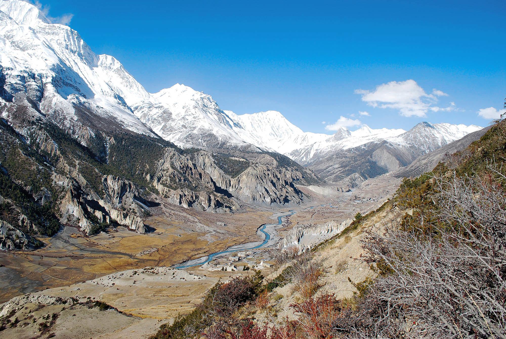 Image Namaste Népal