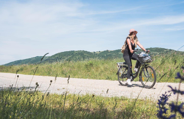 Image Slow travel : Séjour à vélo sur la ViaRhôna