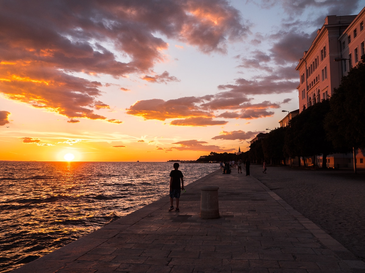 Zadar-Que faire à Zardar-Les iles Kornati-Que faire en Croatie-Sejour en Dalmatie