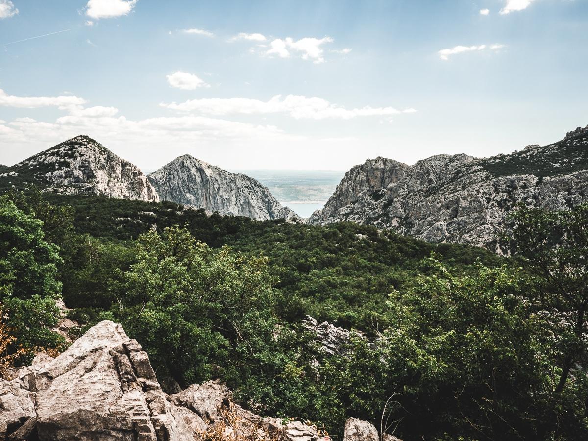 Paklenica national park, que faire en croatie, dalmatie, séjour en Croatie