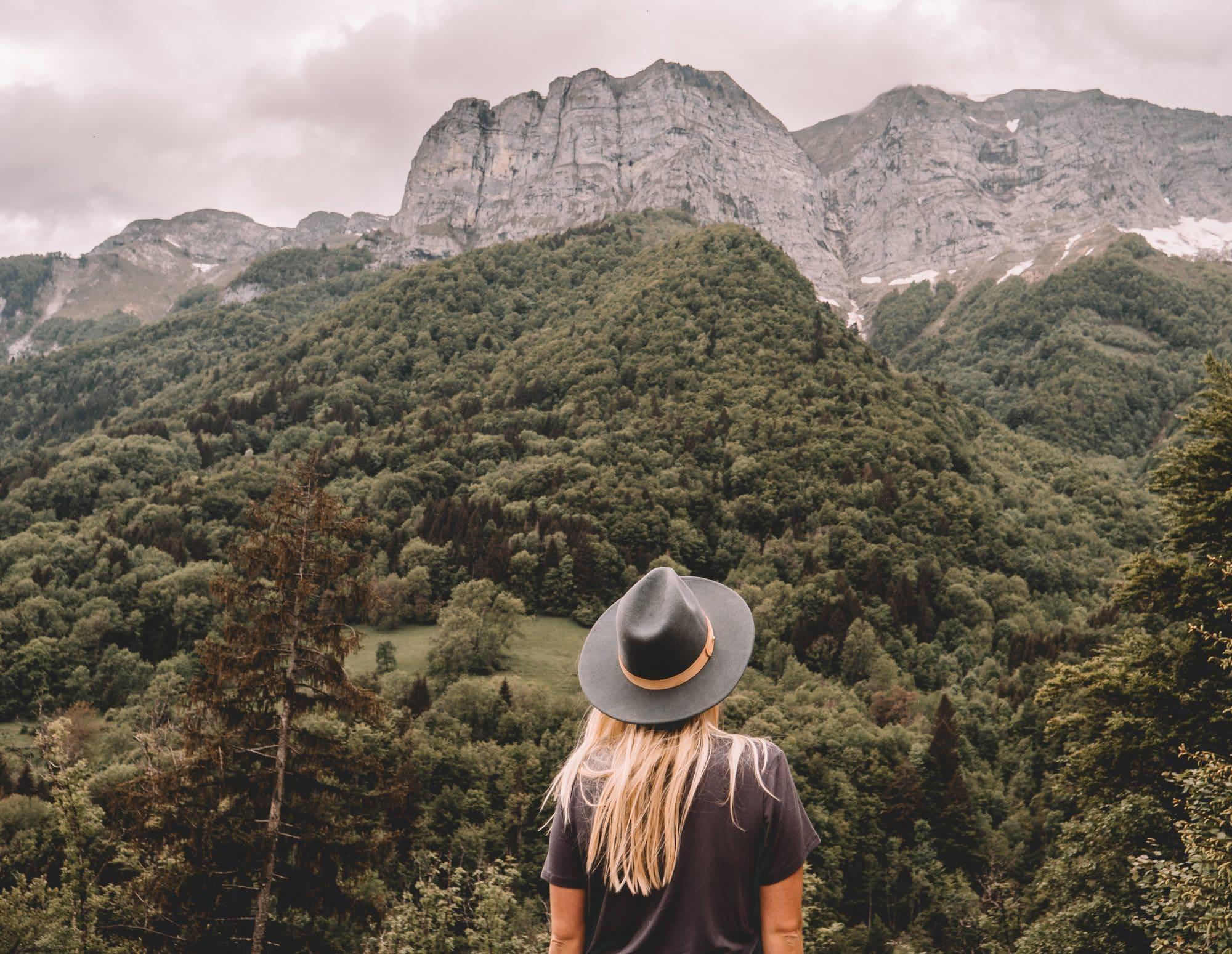 Image Voyage vers l'autosuffisance   L'aventure de Géraldine & Daniel, une jeune couple inspirant