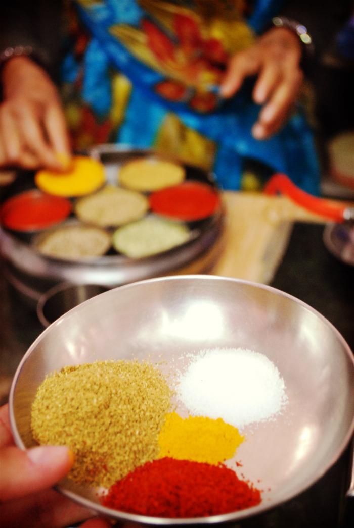 Inde Cours De Cuisine Indienne World Else