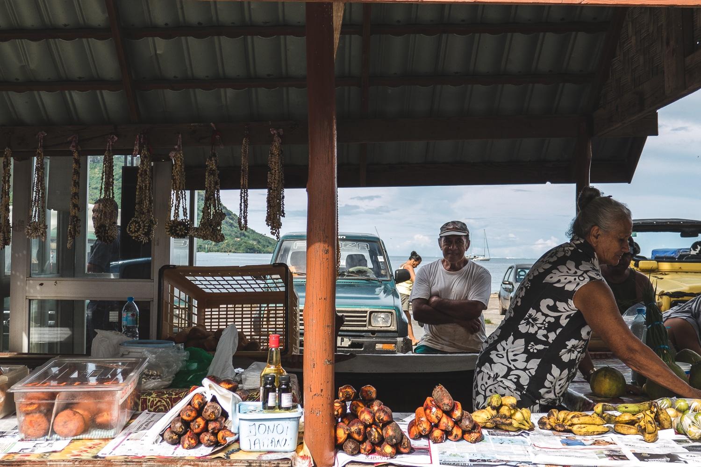 huahine, voyage a tahiti, market, polynesie