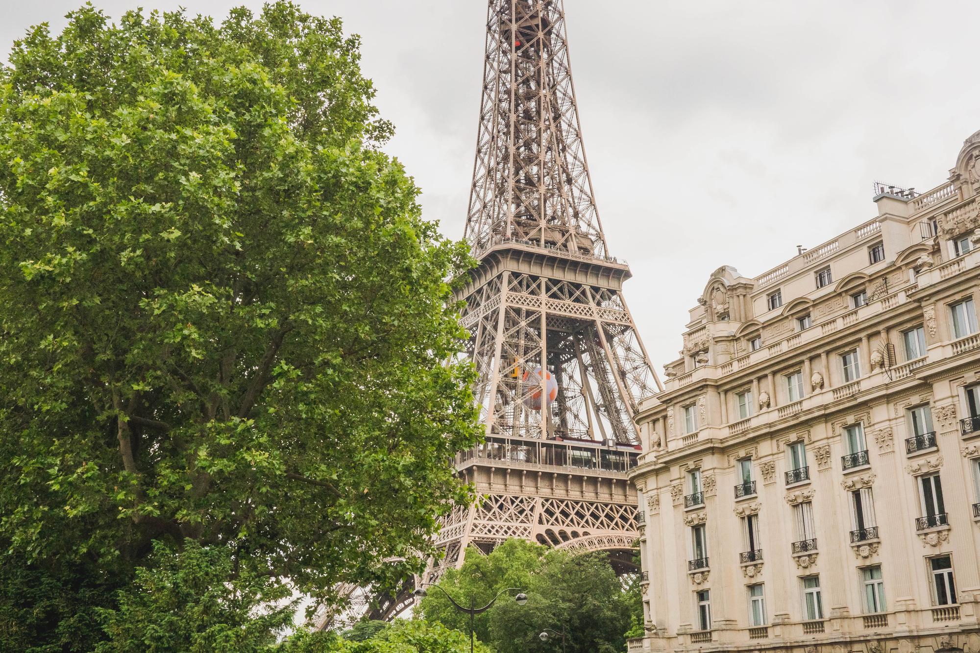 Image Week-end à Paris, une occasion de vibrer pour la France