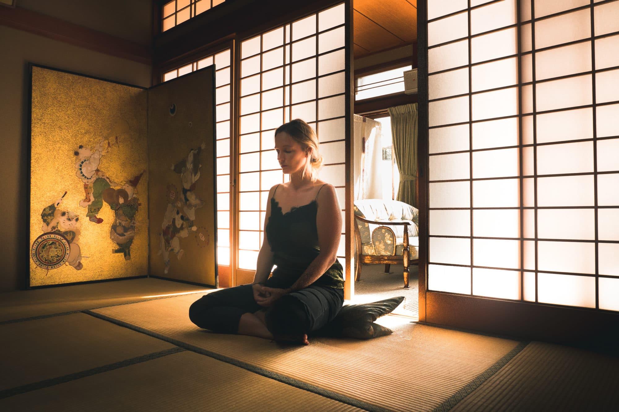 Image Vivre le Japon plutôt que visiter
