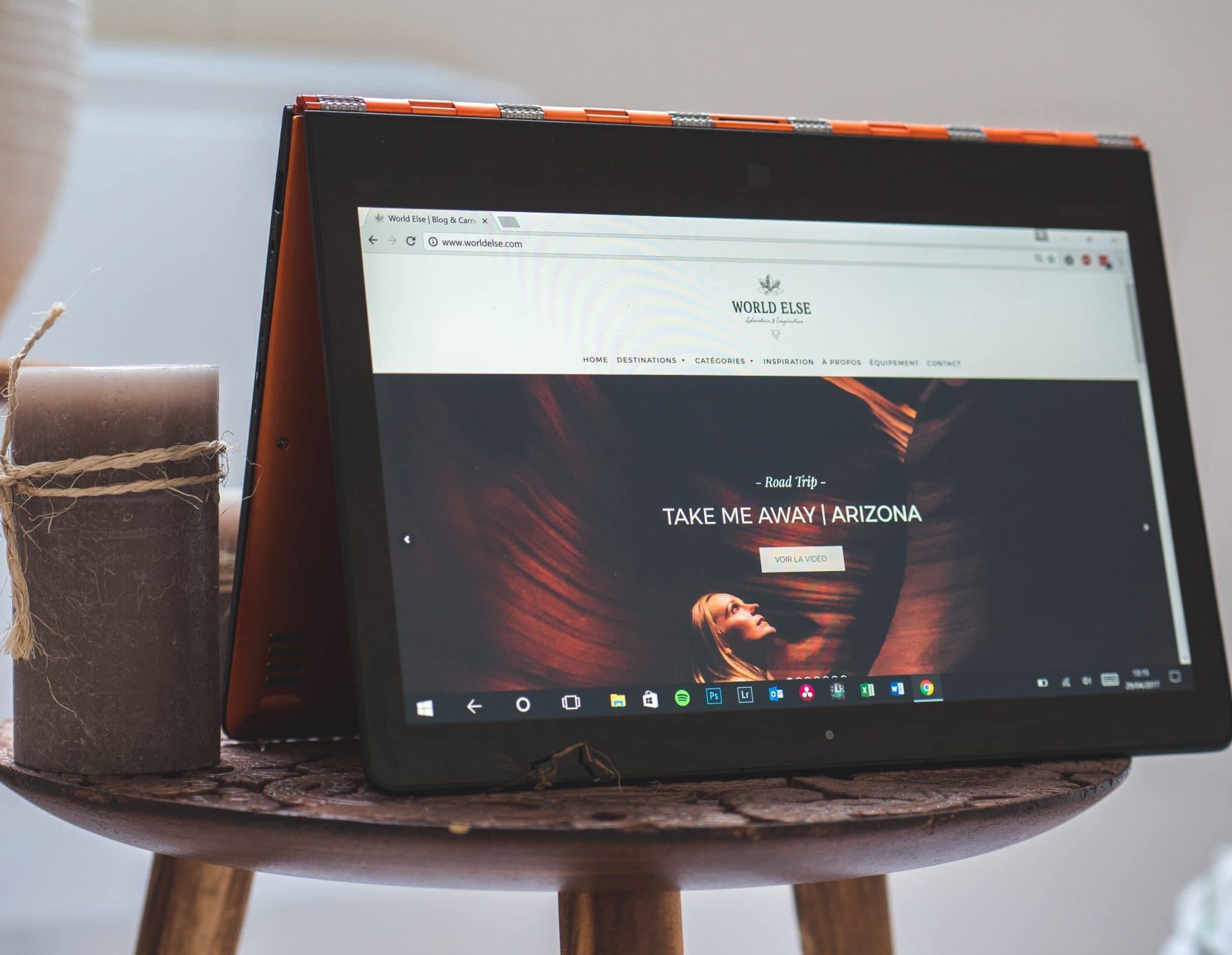 Image Test et Avis : Lenovo Yoga 900, l'ordinateur portable idéal pour voyager ?