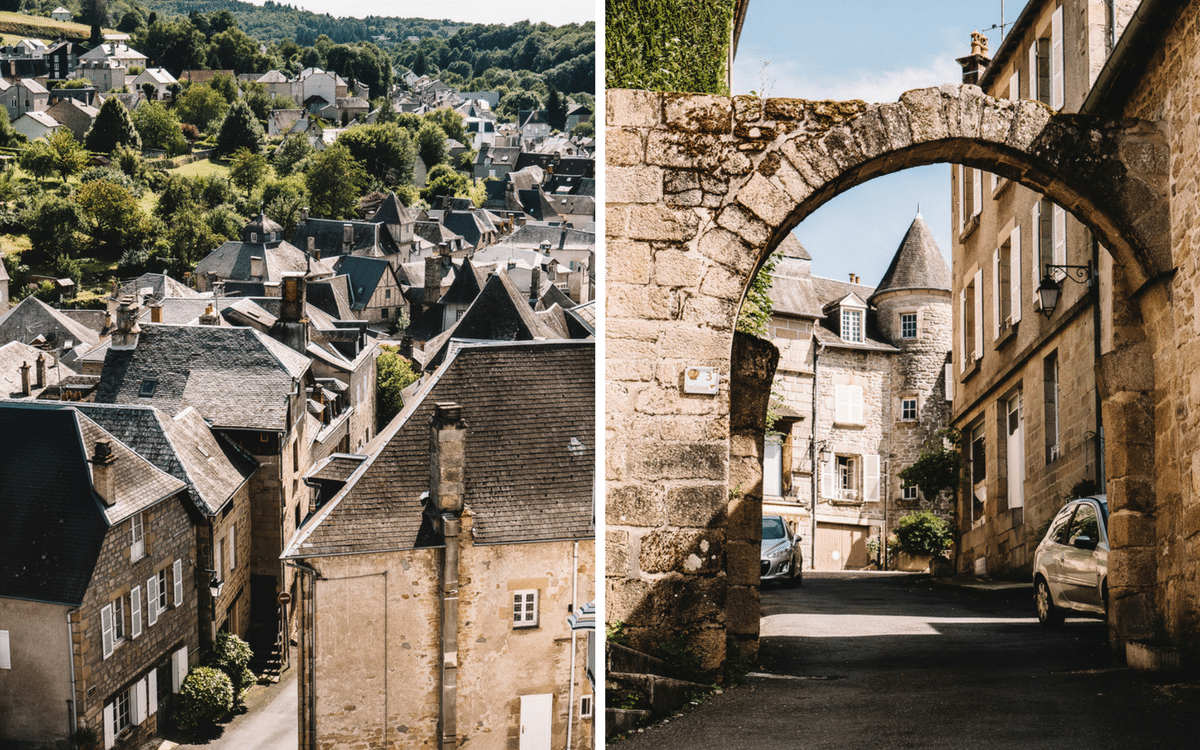 Correze-Que faire en correze-village de france-nature-treignac