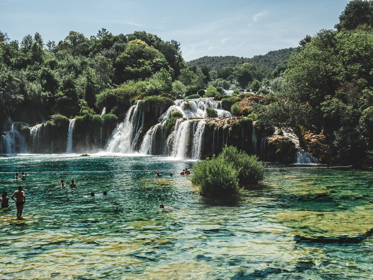Krka National park, que faire en Croatie-Dalmatie