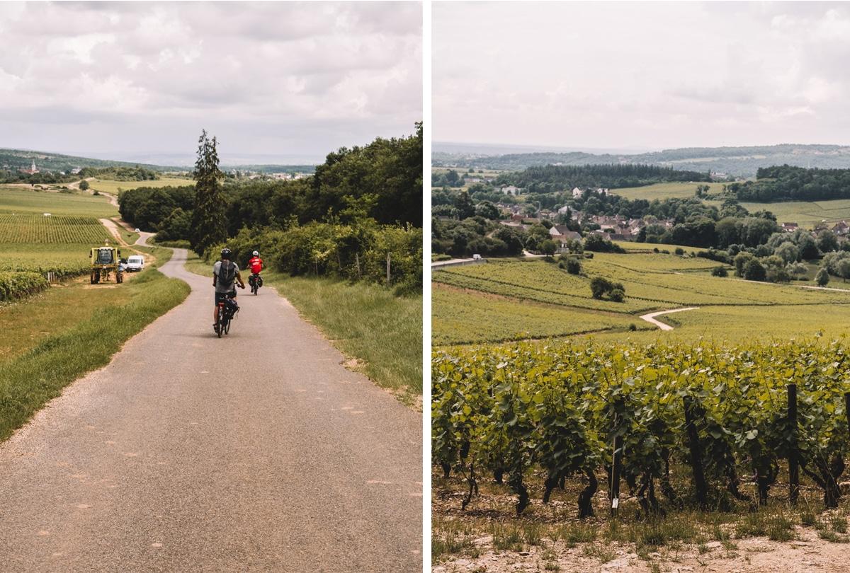 Séjour en Bourgogne-que faire en Bourgogne-découvrir la  Bourgogne-Cyclotourisme-Patrimoine 484bc471e51