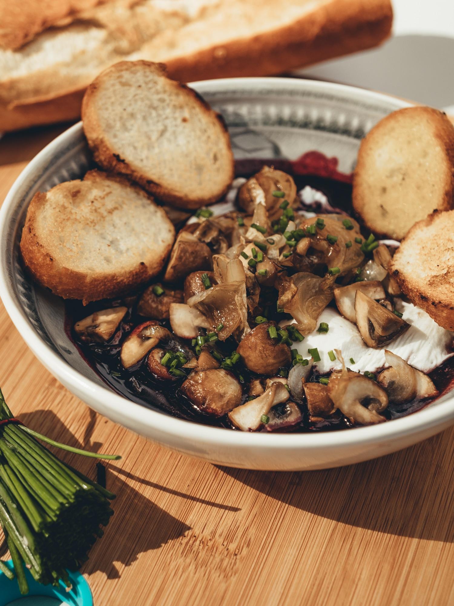 recette oeufs meurette-bourguignonne-recette veggie