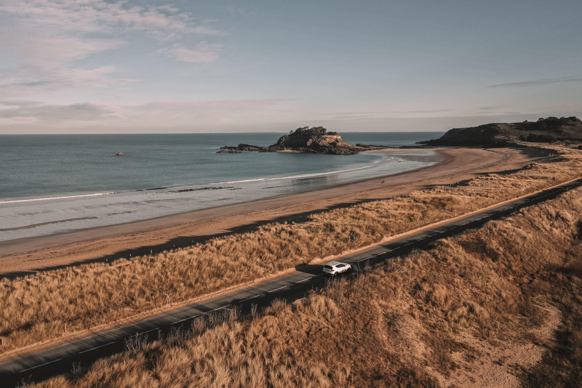 Image Un week-end sur la côte bretonne | 3 jours de Saint Malo au Mont St Michel