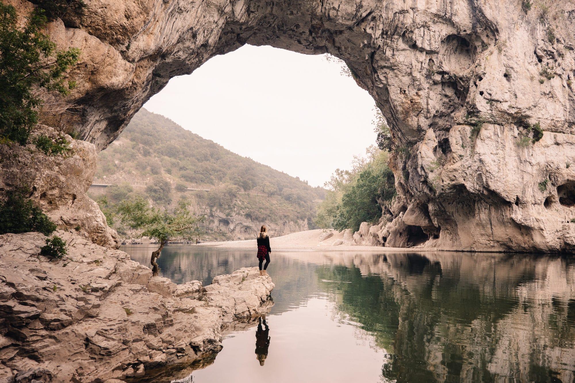 Image Découverte de l'Ardèche | Ma sélection d'activités Outdoor à faire dans les plus grands sites naturels