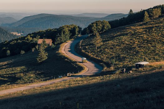 Image Randos, lacs, parapente et chamois | Notre road trip en Van dans les Vosges